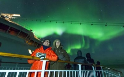 Voyage South & Ice Hotel