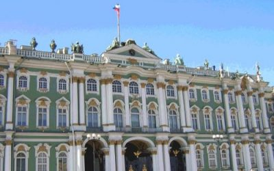Grand Escorted Tour of Scandinavia and St Petersburg (17 nights)