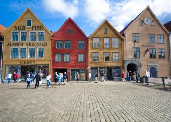 Holiday in Norway from Ireland