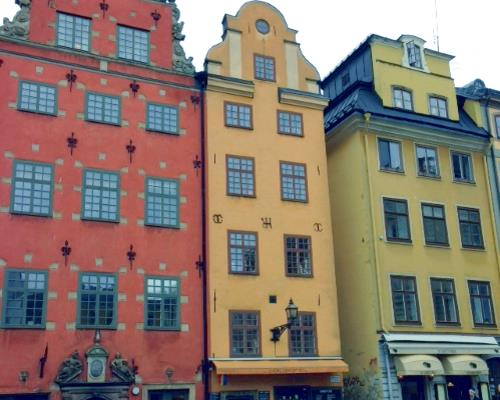 escorted guided tour to one of the capitals of Scandinavia, Stockholm