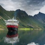 Hurtigruten summer Norwegian coastal voyage