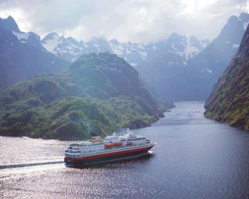 Expedition Cruise in Norway