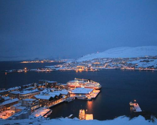 short Northern Lights cruise from Tromso