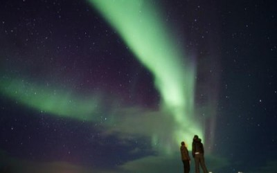 Seeing the Northern Lights in Norway?