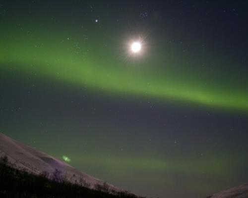 Astronomy Voyage to see the Northern Lights cruise voyage in Norway