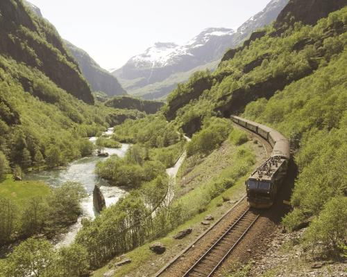 Flam Railway Norway in a Nutshell tour