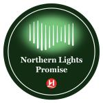 Northern Lights Promise Hurtigruten
