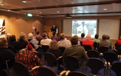 specialist lectures on Norway Explorer voyages