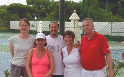 tennis holidays from Ireland