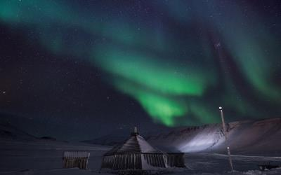 holiday in Svalbard