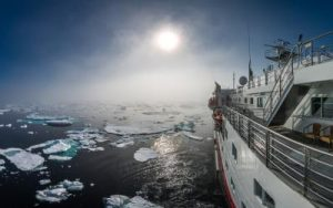cruise the Northwest Passage