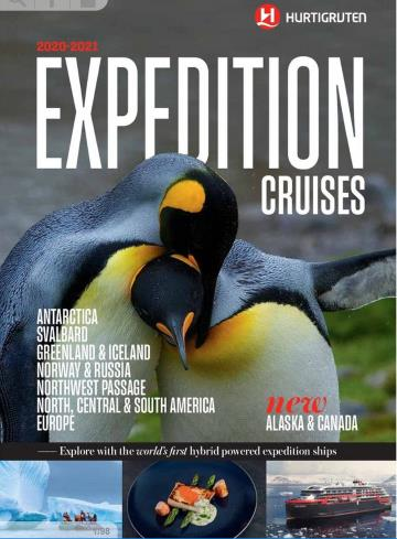 Antarctica Svalbard Alaska South America Greenland Iceland Northwest Passage cruise 2020 2021