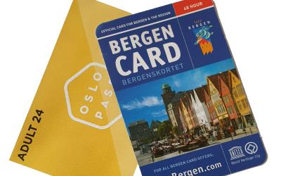 The Oslo Pass and Bergen Card